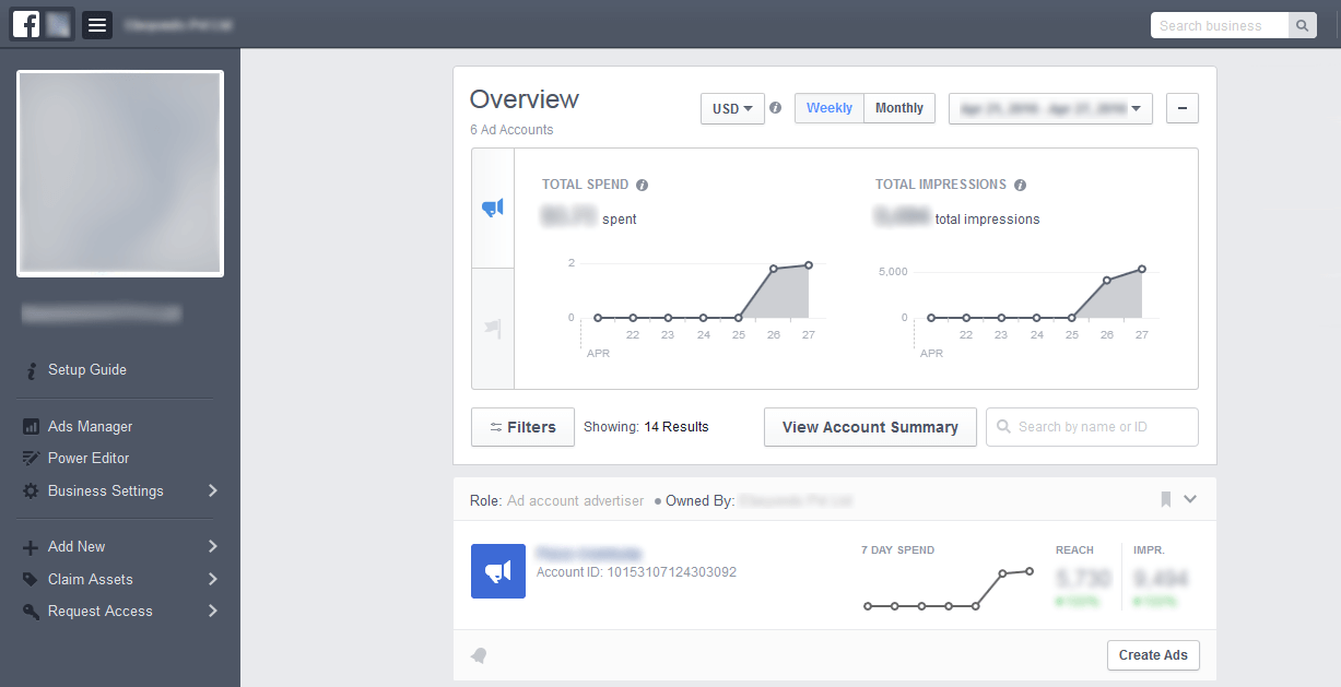 A Closer Look at Facebook Business Manager